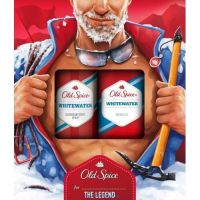 Ajándék csomag Old Spice Whitewater tusf+deo