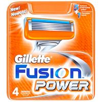 Gillette borotvabetét 4db Fusion Power
